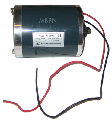 All Electric Motors - ScooterParts4Less.com Parts for electric/Gas